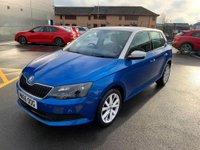 2016 SKODA FABIA 1.0 COLOUR EDITION MPI 5d 74 BHP £6995.00
