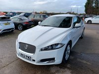 2012 JAGUAR XF 2.2 D LUXURY 4d 190 BHP £8950.00
