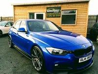 2014 BMW 3 SERIES 2.0 320D M SPORT 4d 181 BHP £12750.00