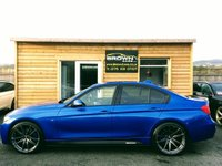 USED 2014 14 BMW 3 SERIES 2.0 320D M SPORT 4d 181 BHP ****Finance Available****