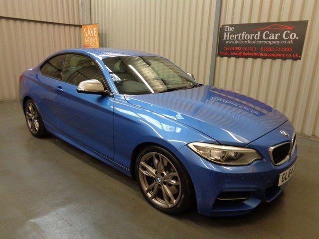 2014 64 BMW M2 3.0 M235I 2d 322 BHP