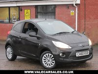 USED 2010 60 FORD KA 1.2 ZETEC 3dr LONG MOT AND ONLY £30 A YEAR TAX