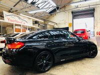USED 2016 66 BMW 4 SERIES 3.0 435d M Sport Gran Coupe Sport Auto xDrive (s/s) 5dr SUROOF 19S PERFORMANCE KIT