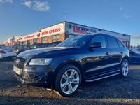 USED 2013 13 AUDI Q5 3.0 TDI S line Plus S Tronic quattro (s/s) 5dr 2 OWNERS+GREAT VALUE+AUTOMATIC