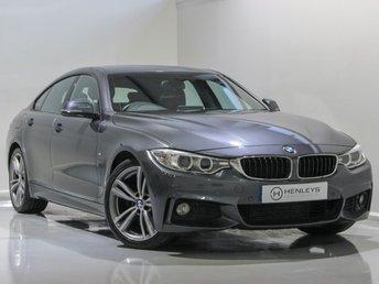 2016 BMW 4 SERIES 430d M Sport 5dr Auto [Professional Media] £19990.00
