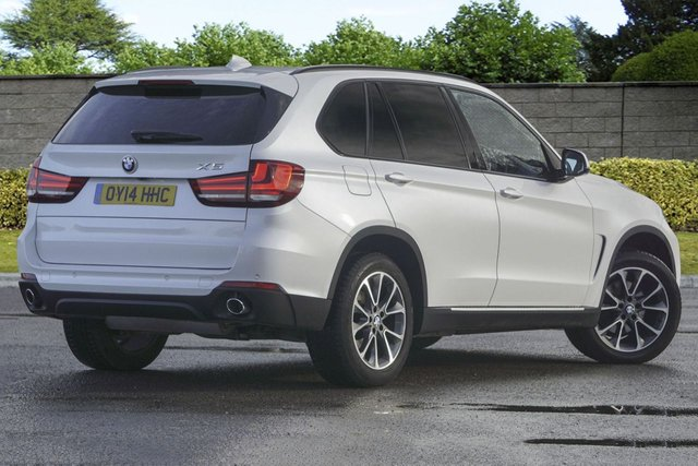 BMW X5 at Tim Hayward Car Sales