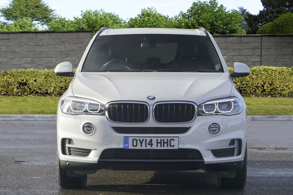 USED 2014 14 BMW X5 2.0 XDRIVE25D SE 5d 215 BHP FULL BMW MAIN DEALER SERVICE HISTORY