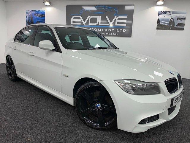 2011 54 BMW 3 SERIES 2.0 320D SPORT PLUS EDITION  4d 181 BHP