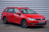 2017 VOLKSWAGEN GOLF 2.0 SE NAVIGATION TDI BLUEMOTION TECHNOLOGY 5d 150 BHP £12991.00