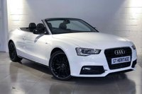 USED 2015 15 AUDI A5 1.8 S LINE SPECIAL EDITION PLUS [AIR SCARF][NAV]