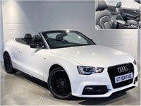 2015 AUDI A5 1.8 S LINE SPECIAL EDITION PLUS [AIR SCARF][NAV] £17897.00