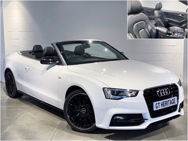 2015 15 AUDI A5 1.8 S LINE SPECIAL EDITION PLUS [AIR SCARF][NAV]
