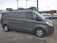 USED 2016 66 FORD TRANSIT CUSTOM 2.0 290 LIMITED LOW ROOF, 129 BHP [EURO 6]
