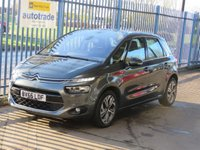 USED 2016 66 CITROEN C4 PICASSO 1.6 BLUEHDI EXCLUSIVE EAT6 5dr Sat nav DAB £0 ROAD TAX