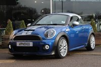 2014 MINI COUPE 1.6 COOPER S 2d 181 BHP £7681.00