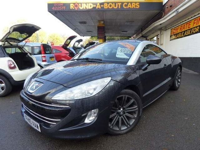View our PEUGEOT RCZ