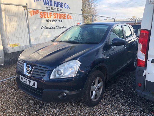 Cheap Used Cars Under 3000 >> Used Nissan Qashqai Cars In Rayleigh From Cars Under 3000