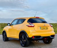 USED 2014 64 NISSAN JUKE 1.5 dCi 8v Acenta Premium SUV 5dr Diesel (s/s) (110 ps) DEPOSIT TAKEN