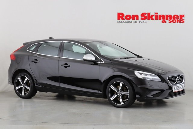 View our 2016 66 VOLVO V40 2.0 T2 R-DESIGN 5d 120 BHP