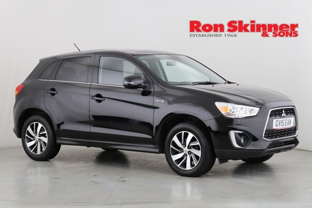 View our 2015 15 MITSUBISHI ASX 1.8 DI-D 3 5d 114 BHP
