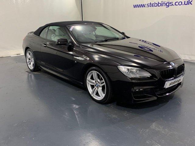 2014 14 BMW 6 SERIES 3.0 640D M SPORT 2d 309 BHP