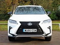 USED 2016 66 LEXUS RX 2.0 200T F SPORT 5d 235 BHP £430 PCM With £2699 Deposit