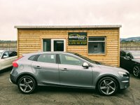 USED 2015 VOLVO V40 2.0 D2 R-DESIGN 5d 118 BHP **** Finance Available****