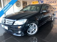 USED 2012 12 MERCEDES-BENZ C CLASS 2.1 C220 CDI BLUEEFFICIENCY SPORT 5d 170 BHP
