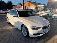 2012 BMW 3 SERIES 2.0 320D LUXURY TOURING 5d 181 BHP £8990.00