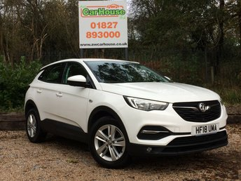 View our VAUXHALL GRANDLAND X