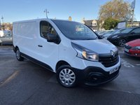 USED 2017 67 RENAULT TRAFIC 1.6 LL29 BUSINESS DCI 120 BHP