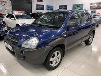 USED 2006 56 HYUNDAI TUCSON 2.0 GSI 4WD 5d 140 BHP