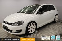 USED 2014 14 VOLKSWAGEN GOLF 2.0 GT TDI BLUEMOTION TECHNOLOGY 3d 148 BHP