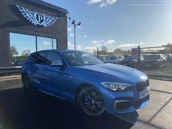 2017 BMW 1 SERIES 3.0 M140i Shadow Edition Sports Hatch Auto (s/s) 5dr £22995.00