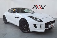 USED 2014 09 JAGUAR F-TYPE 3.0 V6 2d 340 BHP