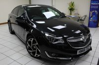 "USED 2016 66 VAUXHALL INSIGNIA 2.0 LIMITED EDITION CDTI ECOFLEX S/S 5d 167 BHP LOVELY SPECIFICATION / LOW MILEAGE / MULTIPLE AIRBAGS / ISOFIX / DAB AUDIO / BOSE SPEAKERS / 19"" ALLOYS / SERVICE HISTORY"