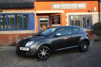 USED 2014 14 ALFA ROMEO MITO 0.9 TWINAIR SPORTIVA 3d 105 BHP Excellent Condition Throughout
