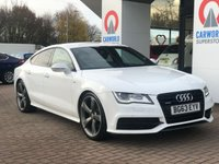 USED 2013 63 AUDI A7 3.0 TDI Quattro  Black Edition 5dr S Tronic [5 Seat] LEATHER | BLUETOOTH | SAT NAV
