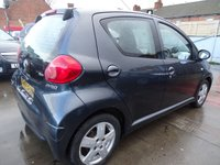 USED 2006 55 TOYOTA AYGO 1.0 SPORT VVT-I 5d 67 BHP CHEAP TAX AND INSURANCE