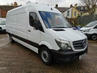 2016 MERCEDES-BENZ SPRINTER 314 CDi LWB High roof EURO 6 *ULEZ CHARGE EXEMPT* £13995.00