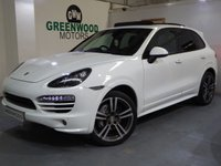 USED 2012 12 PORSCHE CAYENNE  3.0 TD Tiptronic S AWD 5dr