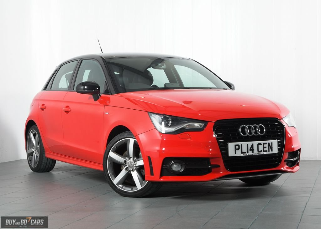 USED 2014 14 AUDI A1 1.4 SPORTBACK TFSI S LINE STYLE EDITION 5d 121 BHP BUY NOW, PAY 2 MONTHS LATER