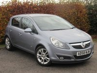 USED 2008 58 VAUXHALL CORSA 1.4 SXI A/C 16V 5d  IDEAL STARTER CAR