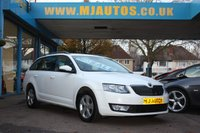 USED 2015 15 SKODA OCTAVIA 1.6 SE BUSINESS GREENLINE III TDI CR 5dr 109 BHP NEED FINANCE??? APPLY WITH US!!!