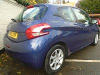 USED 2012 12 PEUGEOT 208 1.4 ACTIVE 3d 95 BHP GUARANTEED TO BEAT ANY 'WE BUY ANY CAR' VALUATION ON YOUR PART EXCHANGE