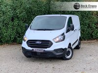 USED 2018 18 FORD TRANSIT CUSTOM 2.0 300 BASE P/V L1 H1 104 BHP