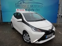 USED 2017 67 TOYOTA AYGO 1.0 VVT-I X-PLAY X-SHIFT 5d 69 BHP