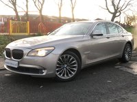 2012 BMW 7 SERIES 3.0 730D SE 4d 242 BHP £8990.00
