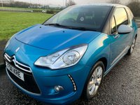 2011 CITROEN DS3 1.6 e-HDi Airdream DStyle 3dr £3495.00