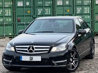 USED 2013 62 MERCEDES-BENZ C CLASS 3.0 C350 CDI BlueEFFICIENCY AMG Sport Plus 7G-Tronic Plus 4dr (Map Pilot) Cruise/Bluetooth/AMGPackPlus